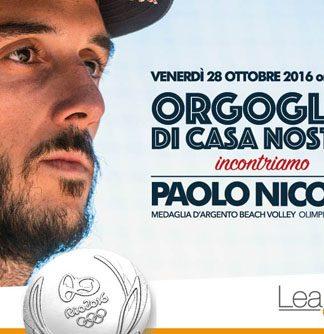 Paolo Nicolai evento