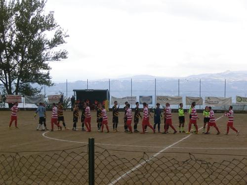 Promozione, Palombaro-Villa 2015 2-2