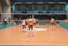 S.Vito-Brindisi Volley - CO.GE.D Pallavolo Teatina 3-0