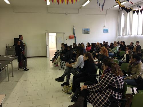 Luned 31 ottobre prima lezione nella nuova sede for Scuola di moda pescara
