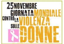 Giornata internazionale contro la violenza alle donne