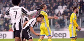 Serie A - L'analisi tattica di Juventus-Pescara