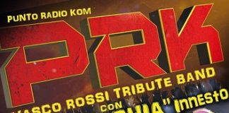 17 dicembre PRK Vasco Rossi Tribute band