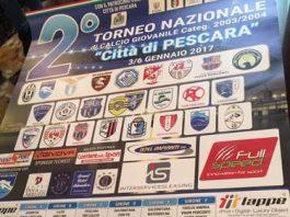 2° Torneo Città di Pescara