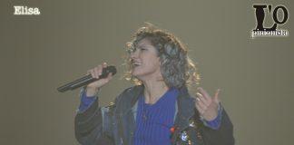 Elisa in concerto a Pescara