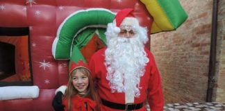 Foto Babbo Natale a Caprara5