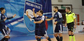Winter Cup, Cioli Cogianco-Pescara 1-6