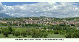 Panorama di San Nicolò a Tordino - foto Domenico Vittorio