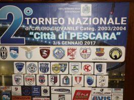 Al via il 2° Trofeo Città di Pescara