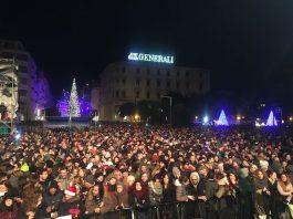 Capodanno 2017 a Pescara con i Negrita