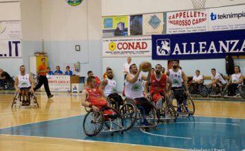Cimberio Handicap Sport-DECO Group Amicacci 52-57