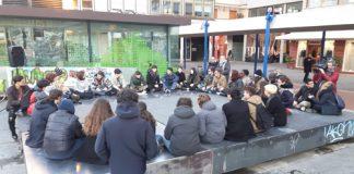 Collettivo Studentesco Pescara assemblea 14 gennaio 2017