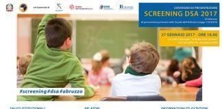 Convegno Screening DSA 2017 Avezzano