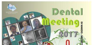 Dental Meeting 2017 locandina