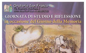 Giornata della Memoria con l'arcivescovo a Francavilla al Mare