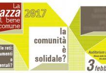 La piazza del bene comune 2017