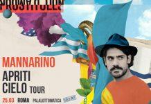 Mannarino Apriti Cielo Tour 2017