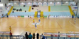 Montesilvano sconfitto 3-2 al PalaRoma dall'Angelana