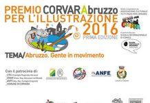 PREMIO CORVARAbruzzo PER L'ILLUSTRAZIONE prima edizione 2016:2017