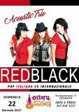 RedBlack all'Osteria della Musica