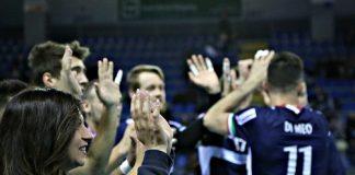 Volley, Golden Plast Potenza Picena-Sieco Service Impavida Ortona 2-3