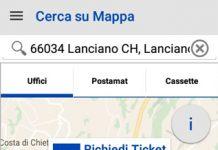 app_cerca su mappa