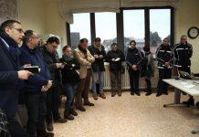conferenza emergenza maltempo Pescara