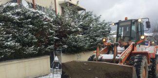 maltempo neve Pescara