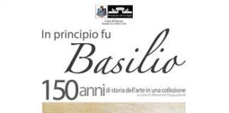 mostra Basilio locandina