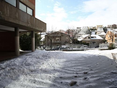 Scuole chiuse a Pescara il 18 gennaio