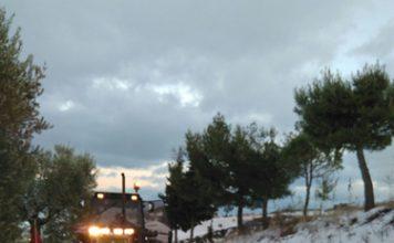 neve gennaio 7 montepagano cologna