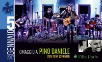 omaggio a Pino Daniele