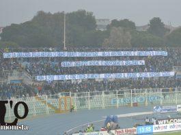 tifosi del Pescara per l'Abruzzo