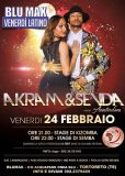 Akram & Sevda il 24 febbraio al Blue max