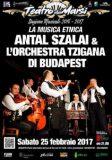 ntal Szalai e l'Orchestra Tzigana di Budapest
