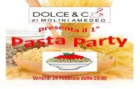 Aperitivo Pasta Party