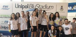 Campionati regionali Nuoto Unipol Blu Stadium di Avezzano, di Borgo Pineta