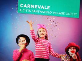 Carnevale a Città Sant'Angelo Village Outlet 2017