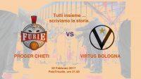 Chieti-Bologna basket