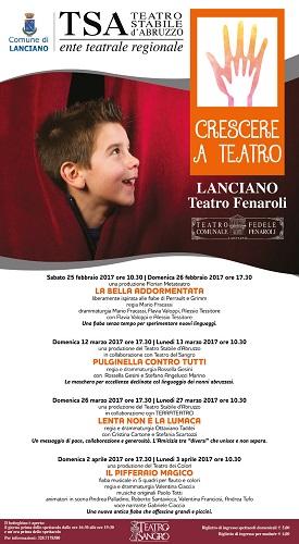 Crescere a Teatro Lanciano