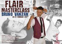 Flair Masterclass con Bruno Vanzan IBA World Champion