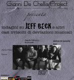 Gianni De Chellis Project tributo a Jeff Beck