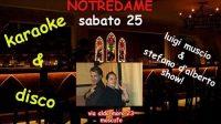Karaoke con Muscio e D'Alberto show