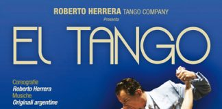 el tango locandina