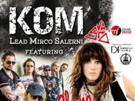 Locandina KOM feat Clara Moroni