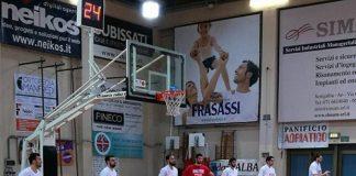 Pallacanestro Senigallia-Amatori Pescara 79-77