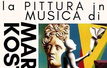 Pittura in Musica con Mark Kostabi