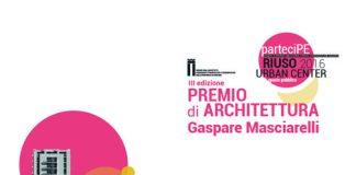 """Premio di Architettura """"Gaspare Masciarelli"""""""