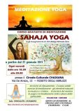 Sahaja Yoga-corso gratuito di meditazione