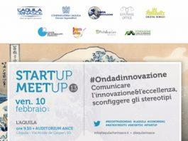 Startup meetup 10 febbraio